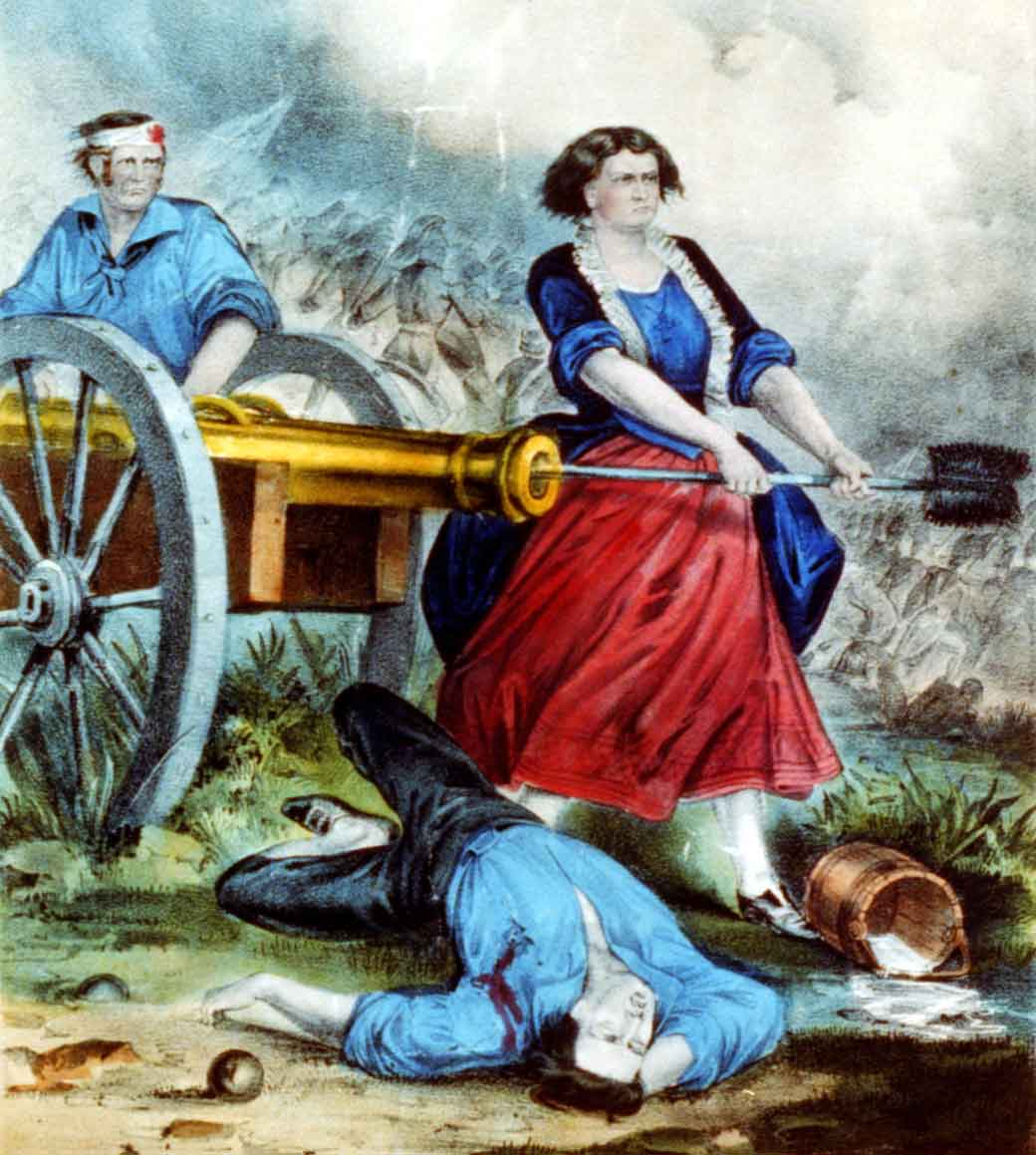 an introduction to the life of molly pitcher Molly pitcher's real name is actually mary ludwig she was married in the year of 1769 and happily lived with john casper hays when he signed up for the continental army, molly packed up and .